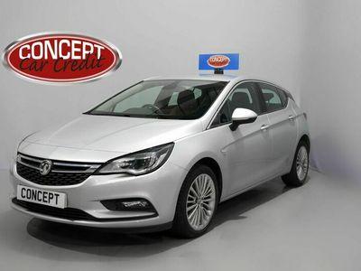 used Vauxhall Astra 1.4 ELITE NAV 5d 148 BHP