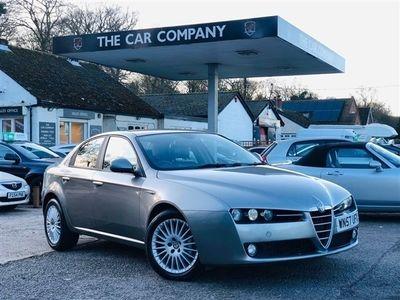 used Alfa Romeo 159 2.4 JTDM Lusso Saloon 4dr Diesel Manual (179 g/km, 210 bhp)