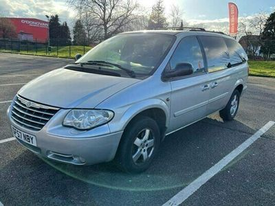 used Chrysler Grand Voyager 2.8 CRD Executive XS 5dr