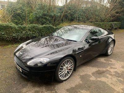 used Aston Martin V8 Vantage 4.72dr (EU4)