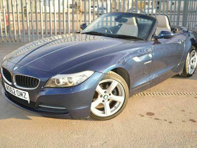 used BMW Z4 2.0 20i sDrive 2dr
