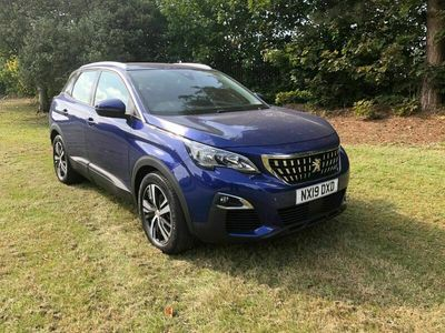 used Peugeot 3008 1.5 BlueHDi Active 5dr EAT8, 2019 ( )