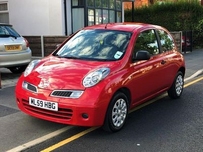 used Nissan Micra 1.2 80 Visia 3dr