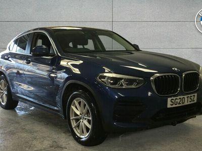 used BMW X4 xDrive20d Sport