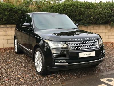 used Land Rover Range Rover 4.4 SD V8 Autobiography 4X4 (s/s) 5dr