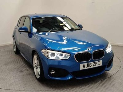 used BMW 120 1 Series d M Sport 5dr 2.0