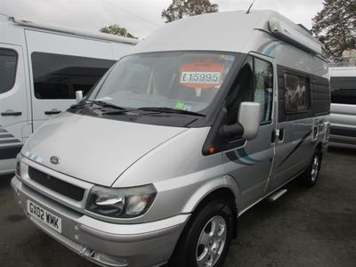 used Ford Transit AUTOSLEEPER DUETTO
