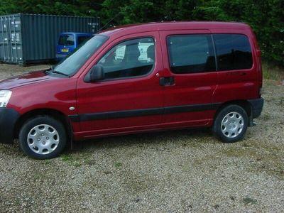used Peugeot Partner COMBI ORIGIN HDI