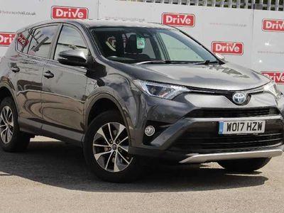 used Toyota RAV4 2.5 Vvt-I Hybrid Business Ed Plus Tss 5Dr Cvt 2Wd