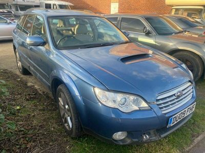 used Subaru Outback 2.0 D RE 5dr (leather)