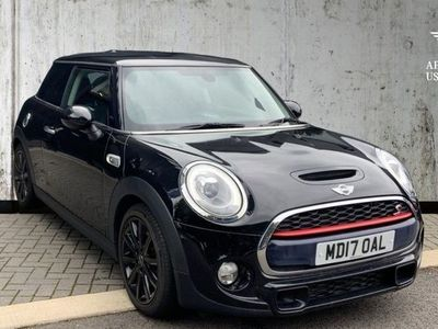 used Mini Cooper S Hatchback 2.03Dr Auto