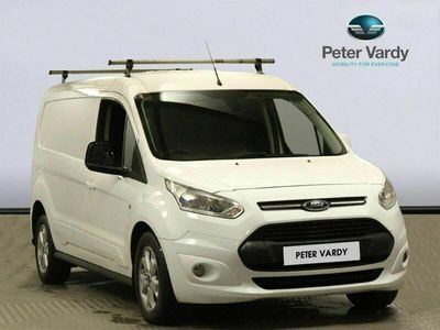 used Ford Transit Connect 1.5 TDCi 120ps Limited Van, 2017 (66)