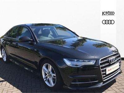 used Audi A6 Saloon S line 2.0 TDI ultra 190 PS S tronic
