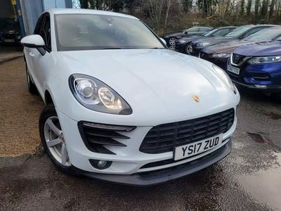 used Porsche Macan 2.0L 2.0T PDK 4WD (s/s)
