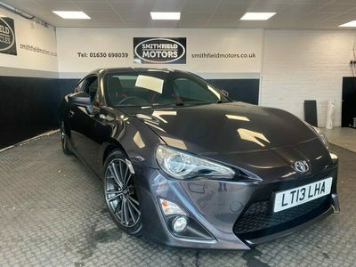 used Toyota GT86 Coupe 2.0 2d Auto