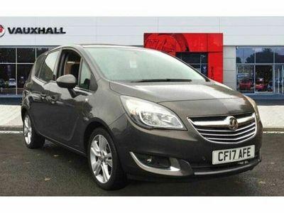 used Vauxhall Meriva 1.4i 16V Tech Line 5dr Petrol Estate