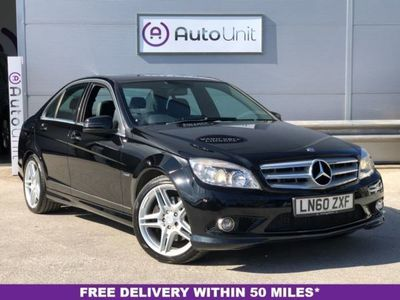 used Mercedes C350 C-Class 3.0CDI BLUEEFFICIENCY SPORT 4d 231 BHP