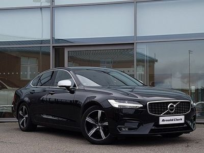 used Volvo S90 2.0 D4 R DESIGN 4dr Geartronic