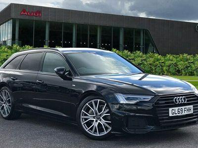 used Audi A6 Avant Black Edition 45 TFSI quattro 245 PS S tronic