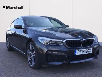 used BMW 630 d M Sport GT
