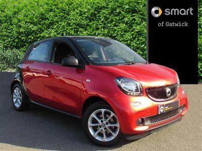 used Smart ForFour Hatchback 1.0 Passion 5Dr