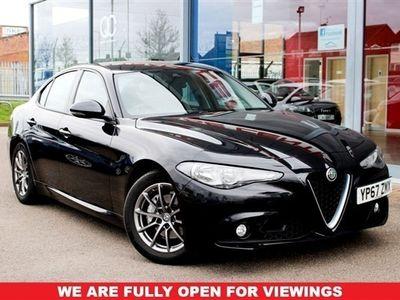 used Alfa Romeo Giulia 2.0 TB SUPER 4d 198 BHP