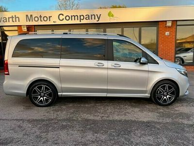 used Mercedes V220 V-Class Estated AMG Line Long 7G-Tronic Plus auto 5d