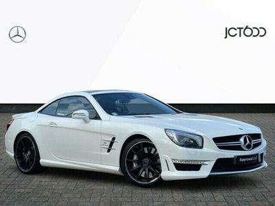 used Mercedes SL63 AMG AMG