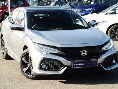 used Honda Civic 1.5 VTEC TURBO Sport Plus 5-Door Hatchback