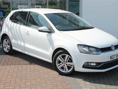used VW Polo Hatchback 1.2 TSI Match Edition 5dr