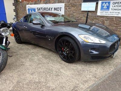 used Maserati Granturismo 4.2 Coupe 2d 4244cc auto