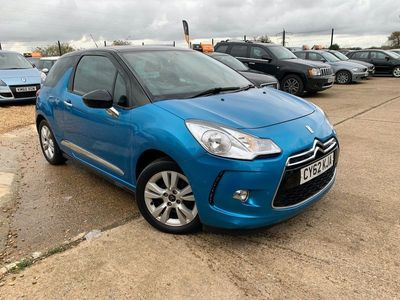 used Citroën DS3 1.6 VTi 16V DStyle 3dr