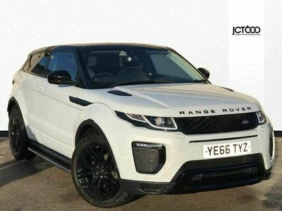 used Land Rover Range Rover evoque TD4 HSE DYNAMIC diesel coupe