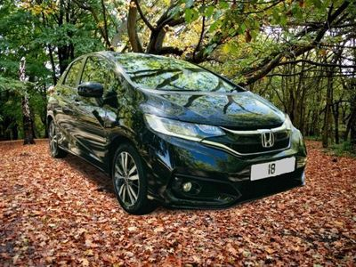 used Honda Jazz 1.3 i-VTEC EX 5dr CVT