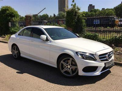 used Mercedes C200 C-ClassAmg Line 4Dr Auto