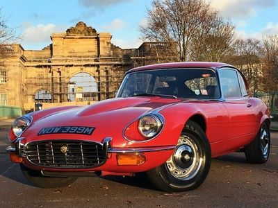 used Jaguar E-Type V12 2+2