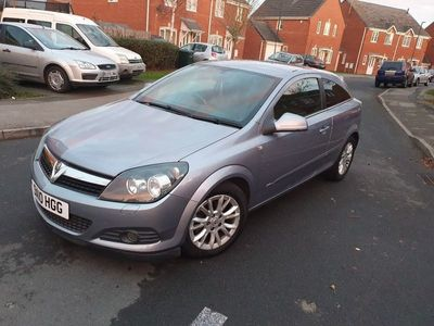 used Vauxhall Astra 1.4 i 16v SRi Sport Hatch 3dr