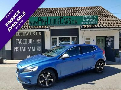 used Volvo V40 2.0 T2 R-DESIGN 5d 120 BHP FINANCE AND PART EXCHAN