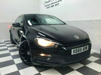 used VW Scirocco Coupe 2.0 TDi BlueMotion Tech GT 3d