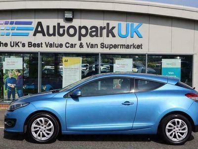 used Renault Mégane 1.5 DYNAMIQUE TOMTOM ENERGY DCI S/S 3d 110 BHP