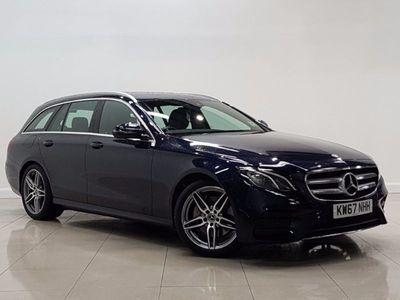 used Mercedes E220 E-ClassAMG Line 5dr 9G-Tronic