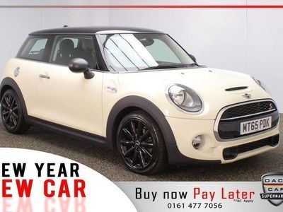 used Mini Cooper S Cooper 2.0CHILI PACK 3DR 1 OWNER 189 BHP Hatchback 2015