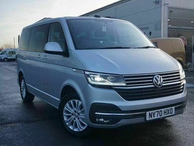 used VW Caravelle 2.0 Tdi Executive 150 5Dr Dsg