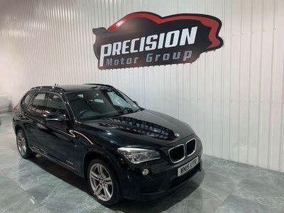 used BMW X1 2.0 25d M Sport xDrive 5dr