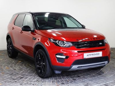 used Land Rover Discovery Sport 2.0 Si4 240 HSE 5dr Auto sw