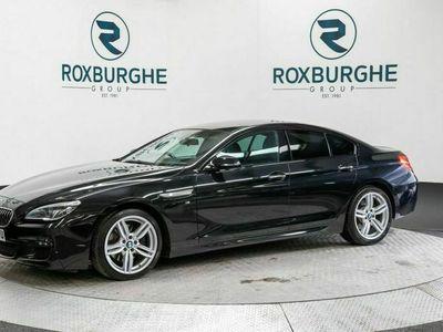 used BMW 640 6 Series 3.0 D M SPORT GRAN COUPE 4d 309 BHP 4-Door