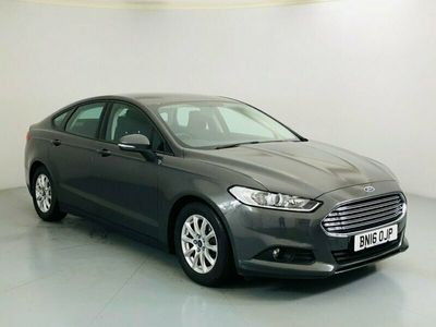 used Ford Mondeo 2.0 STYLE ECONETIC TDCI 5d 148 BHP - Cruise Control & Bluetooth