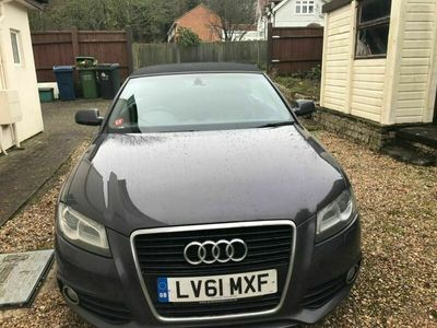 used Audi A3 Cabriolet Cabriolet 1.8 TFSI S Tronic 2dr