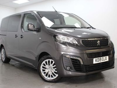 used Peugeot Traveller 1.5 BlueHDi Active Standard MPV (s/s) 5dr (8 Seat)