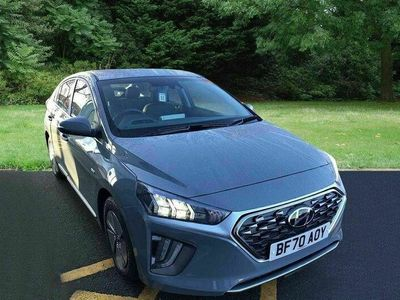 used Hyundai Ioniq 1.6 GDi (105ps) Premium Hybrid DCT 5Dr Hatch